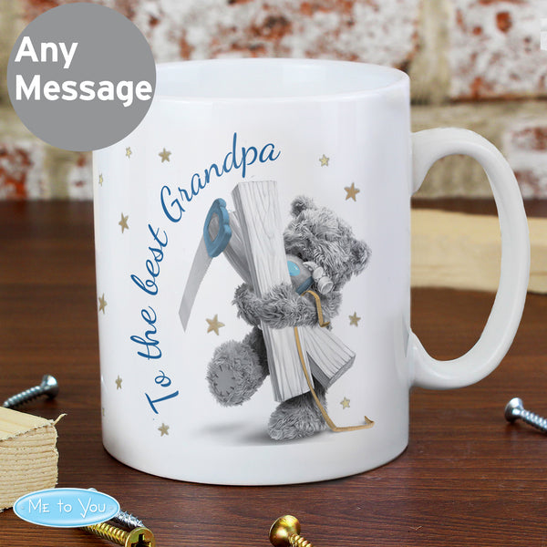 Personalised Me To You DIY Bear Mug lifestyle image