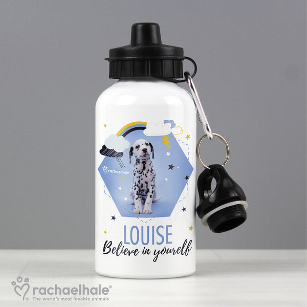 Personalised Rachael Hale Dalmatian Drinks Bottle from Sassy Bloom Gifts - alternative view