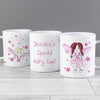 Personalised Fairy Plastic Mug