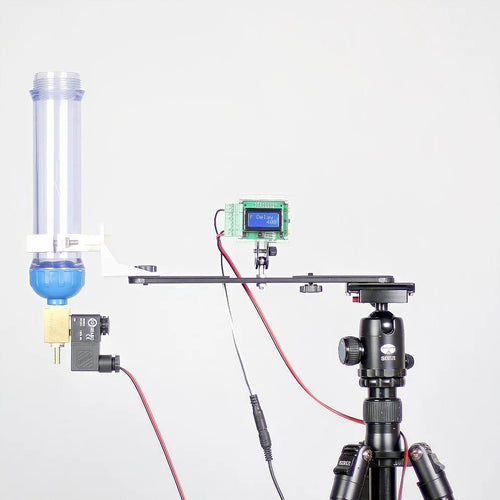 MJKZZ Single Valve Water Drop (with IR remote control)