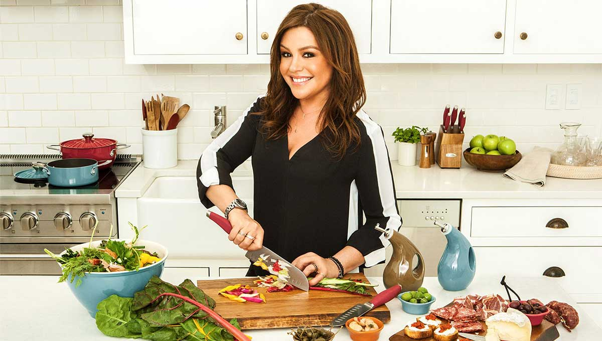 Rachel Ray's 30 Minute Meals Cooks with Saffron - Pure Saffron Farms