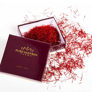5 grams of Saffron - Pure Saffron Farms
