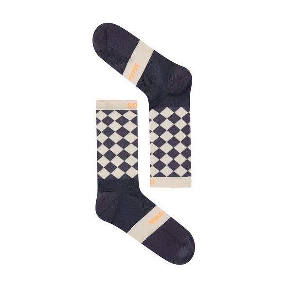Diamond Crew Sock Triple Pack