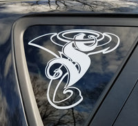 Seint Logo Decal
