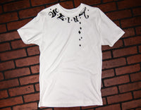 seint white short sleeve shirt