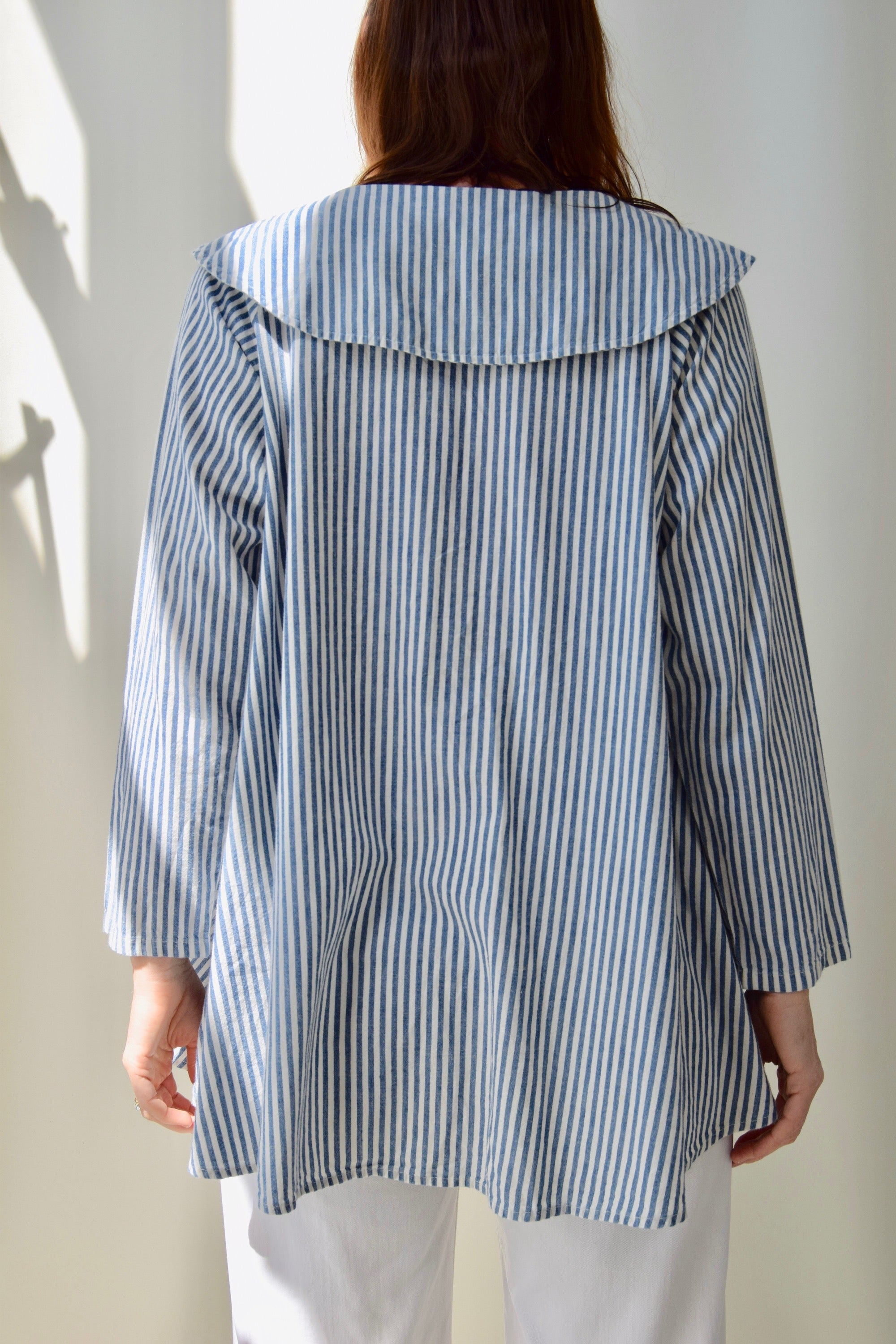 Hickory Stripe Top