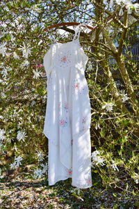 "1970's ""Phase II"" Floral Peasant Dress"