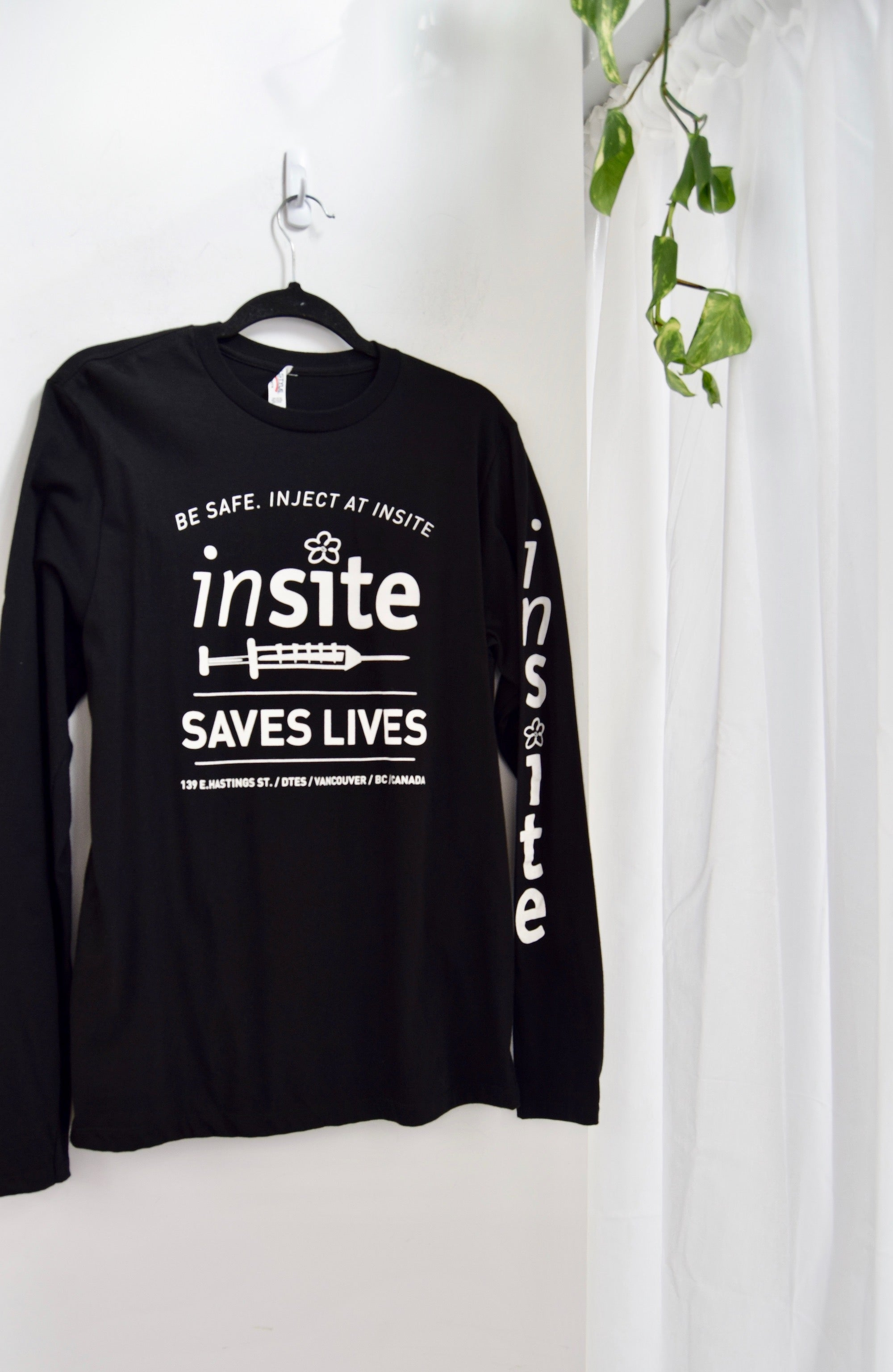 Classic Black Insite Long Sleeve