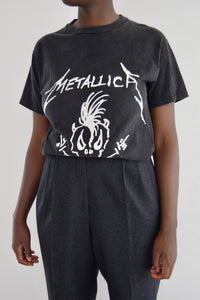 Vintage 1994 Metallica Summer Sh*t Tour T-Shirt FREE SHIPPING