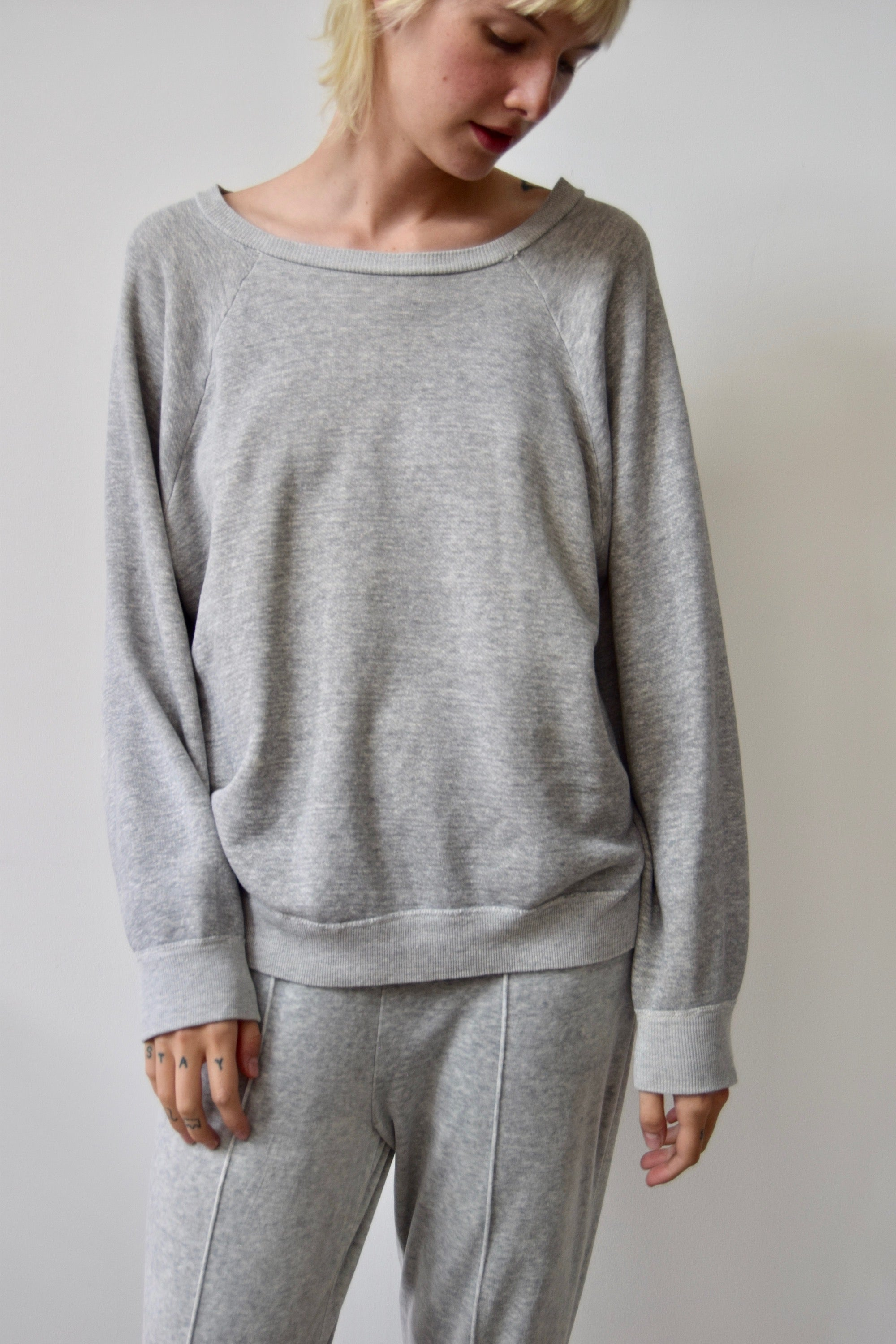 Vintage Grey Sweatshirt