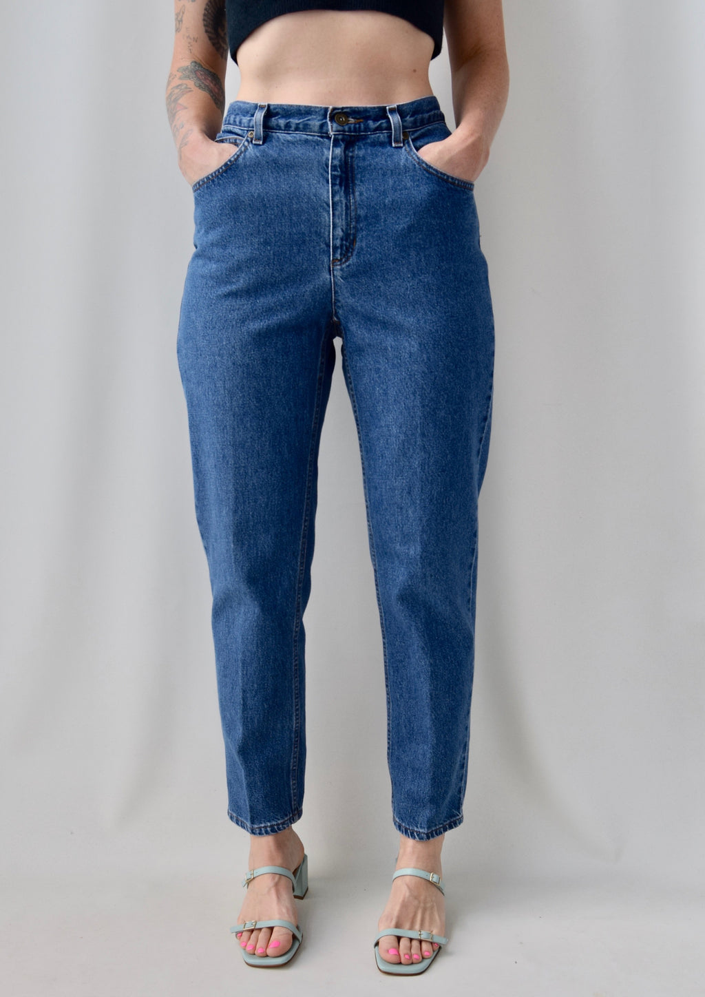Vintage Lizwear Medium Wash Jeans