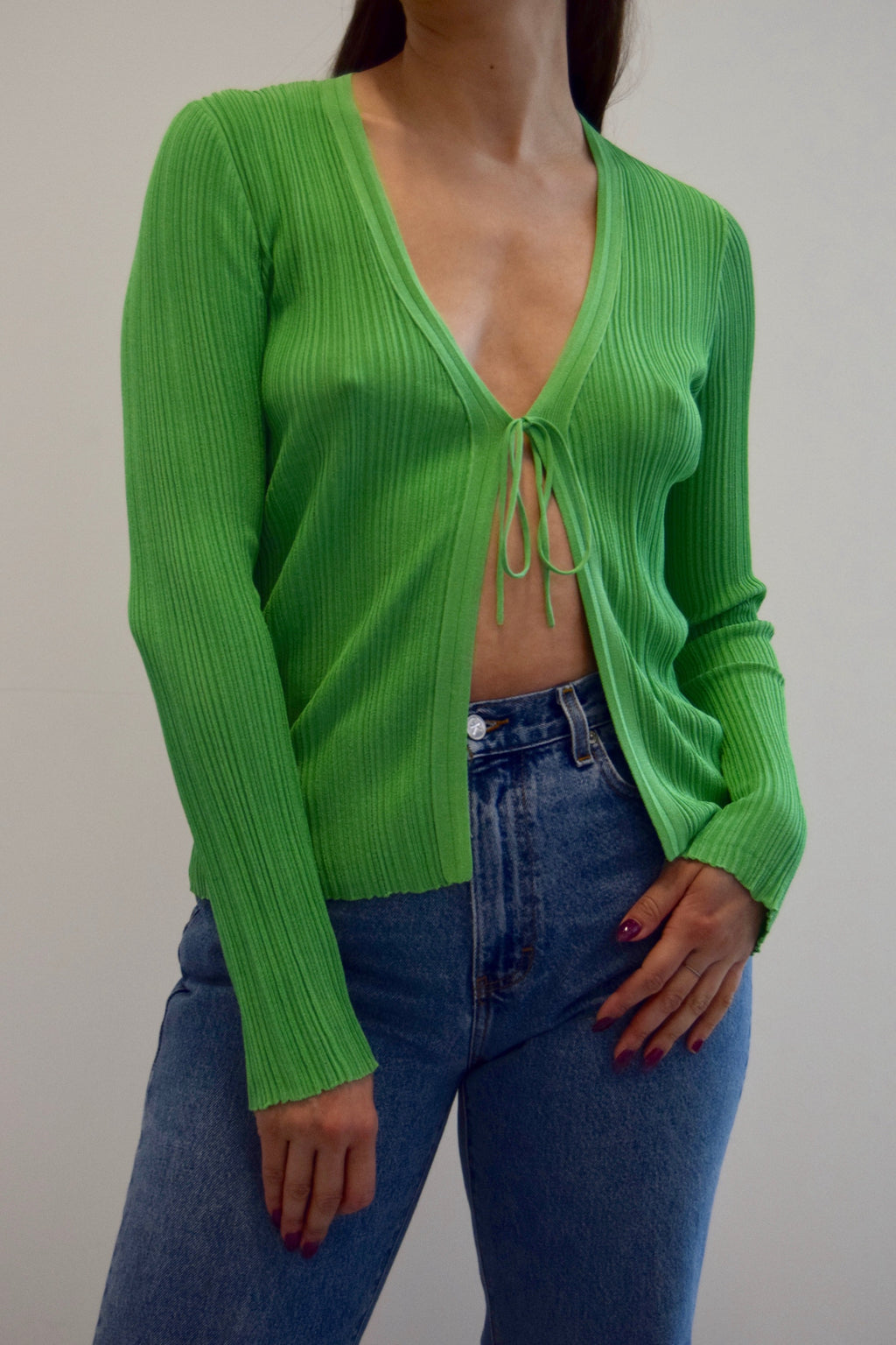 Mountain Dew Silk Knit Top FREE SHIPPING TO THE U.S.