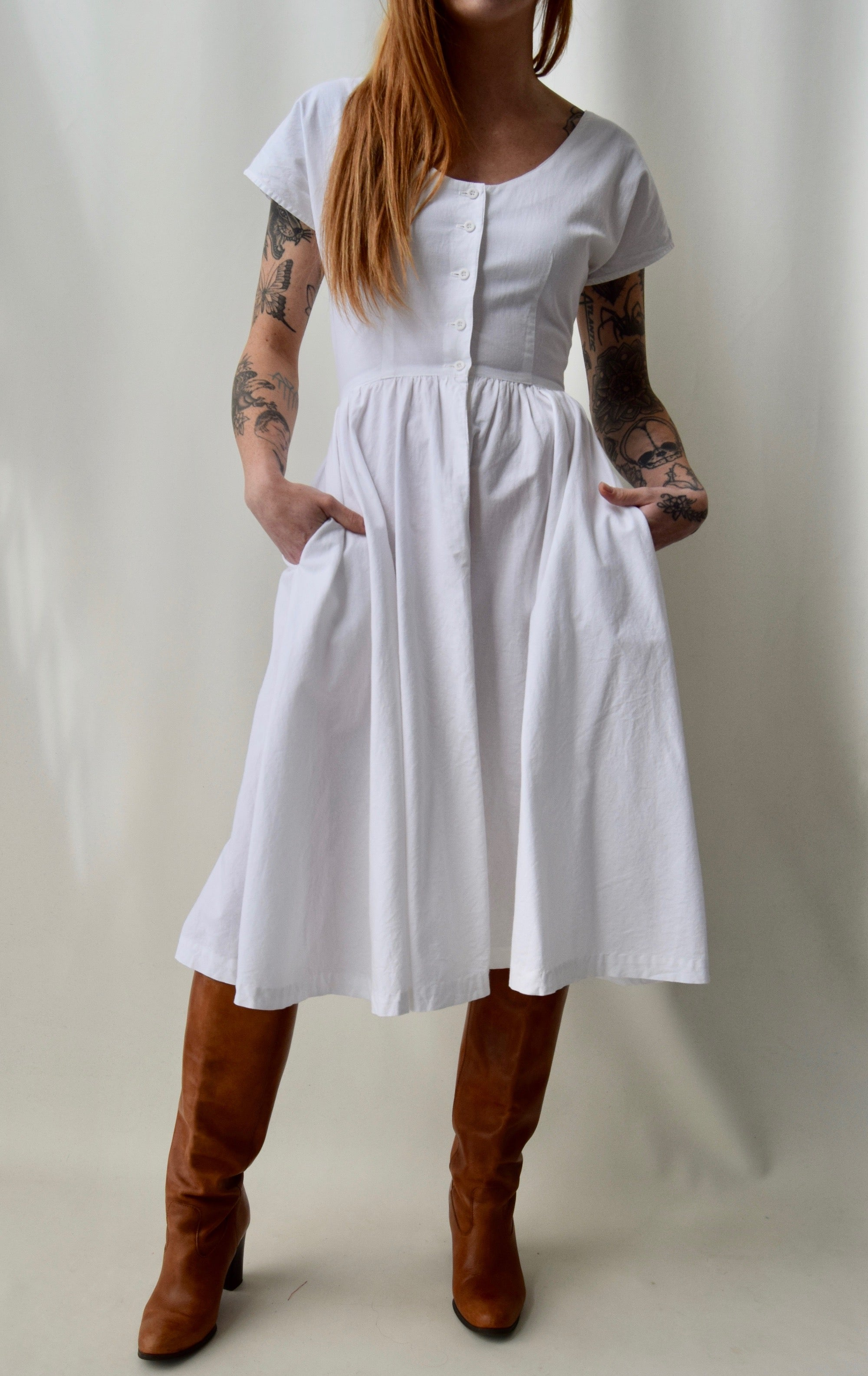 Nordstrom Cotton Day Dress