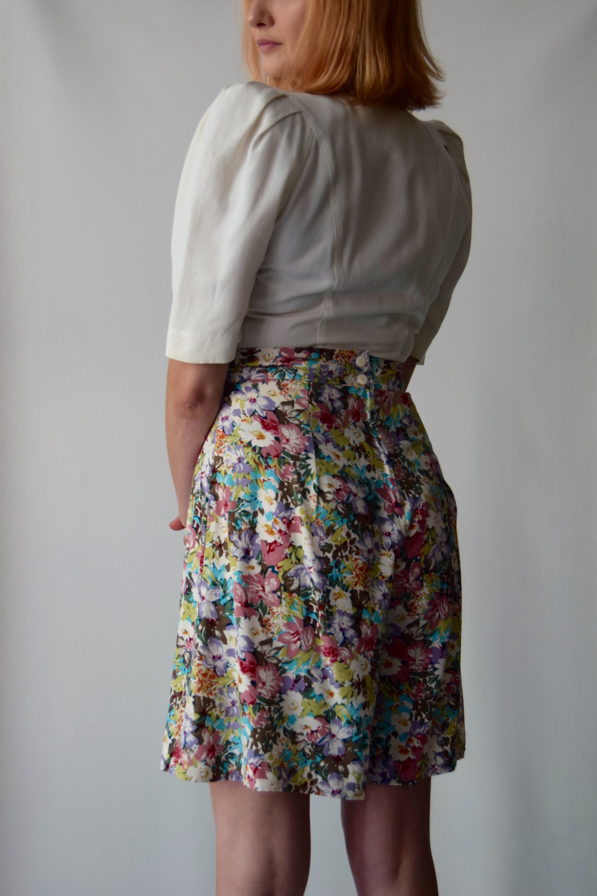 Wildflower Fancy Trouser Shorts FREE SHIPPING