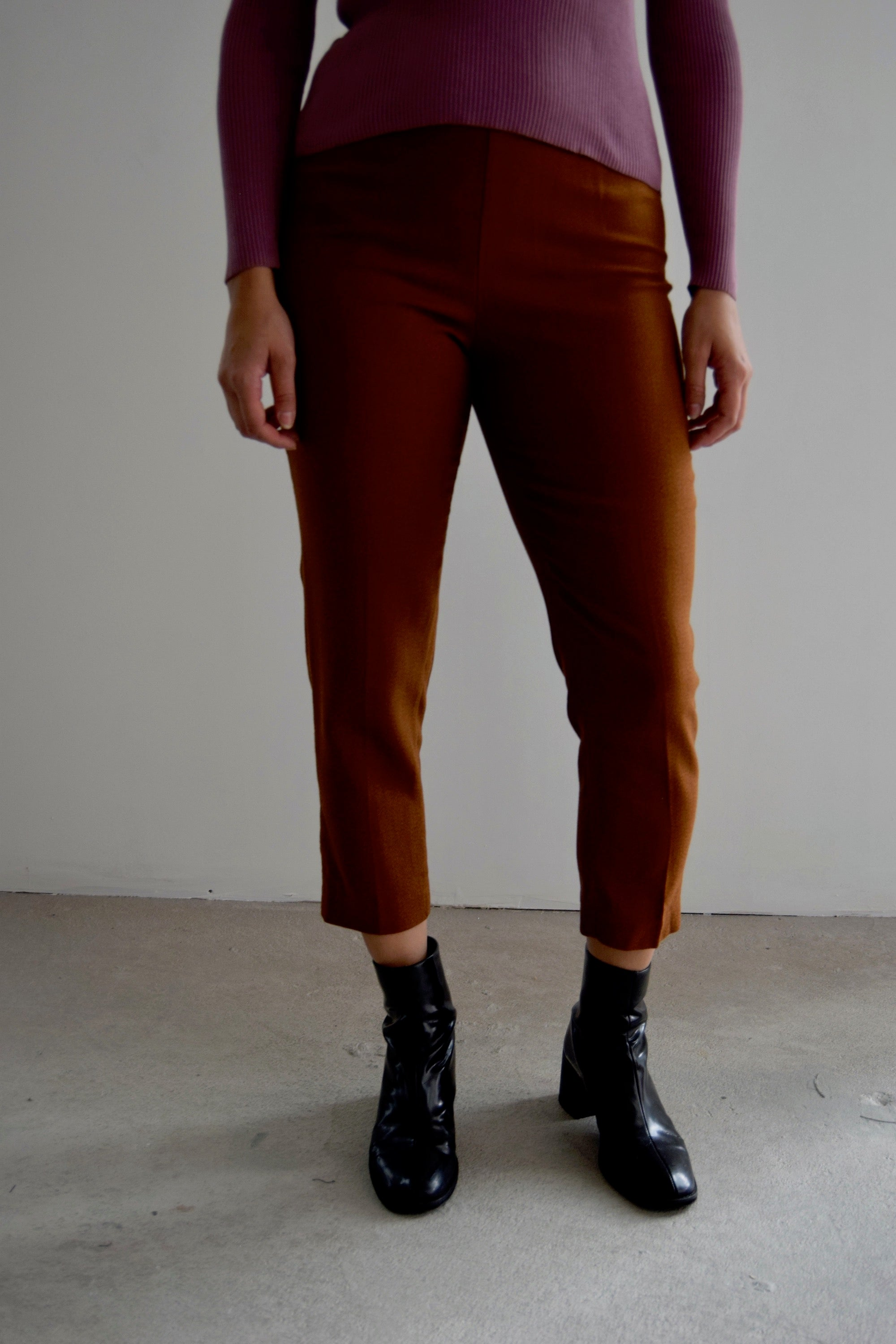 Vintage Koret of California Brown Pant FREE SHIPPING TO THE U.S.