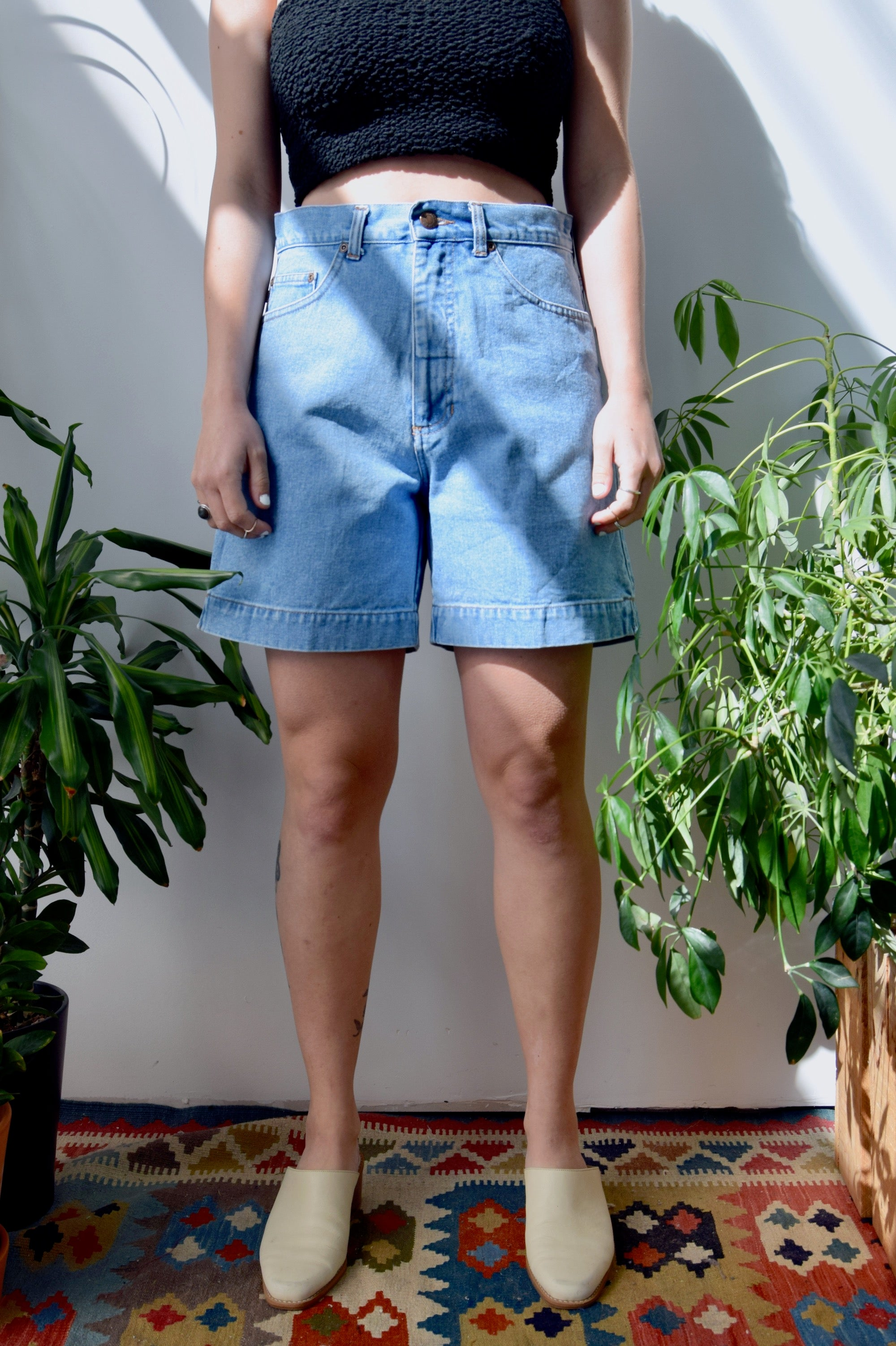 High Sierra Denim Shorts