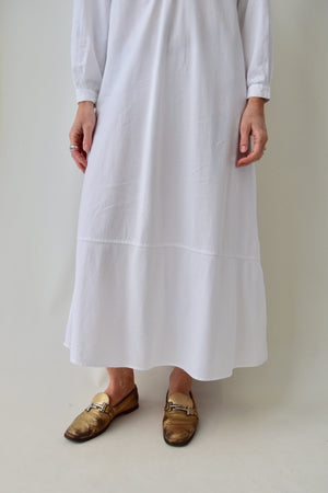 "Antique Inspired ""Past Times"" Nightgown Dress"