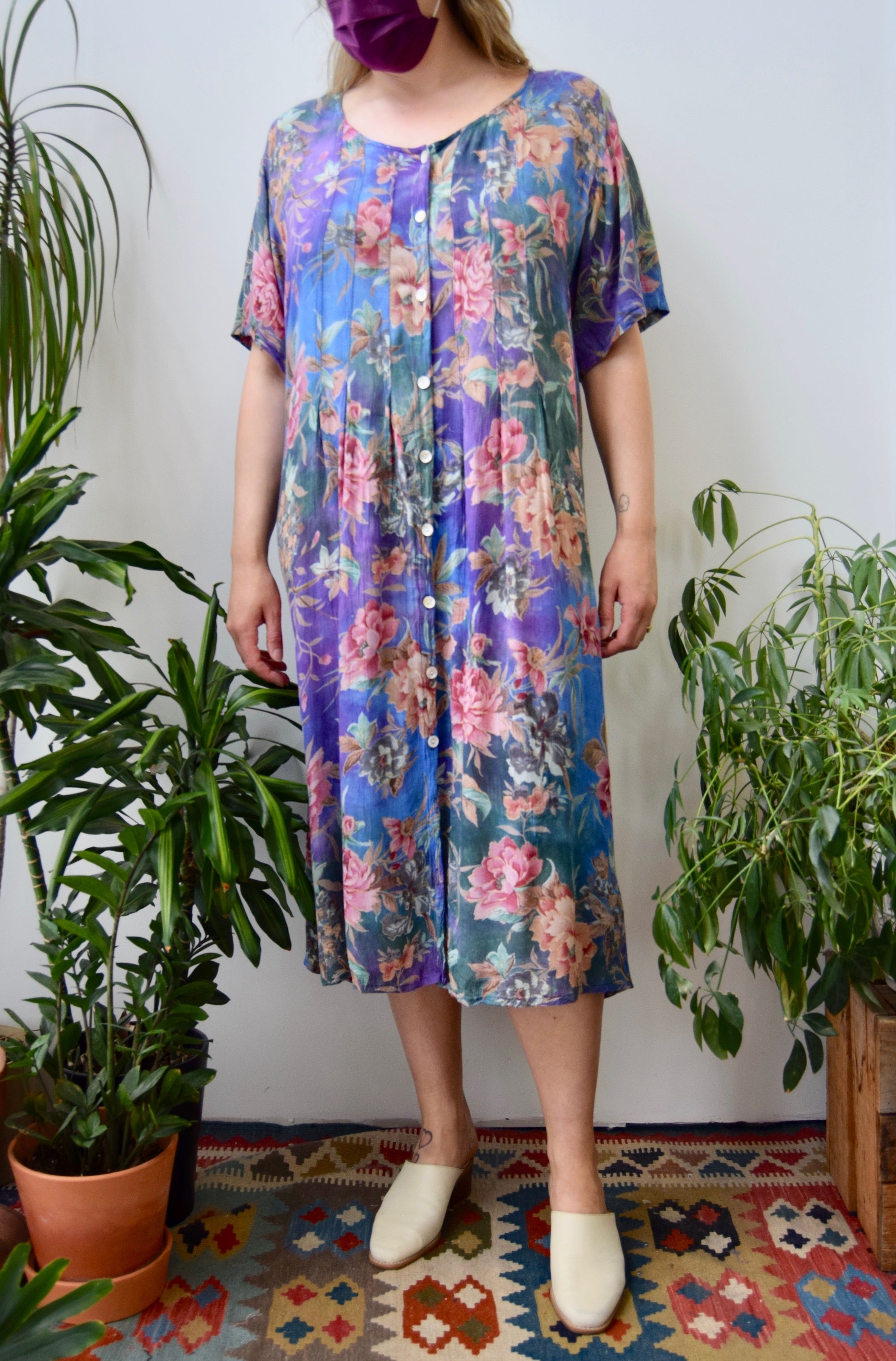 Florida Mom Rayon Dress