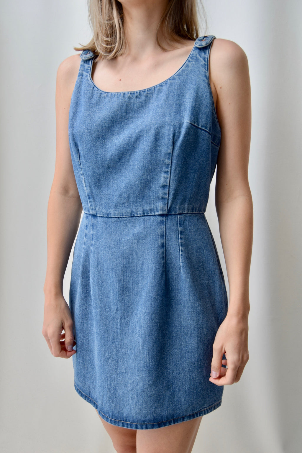 90's Guess Denim Dress