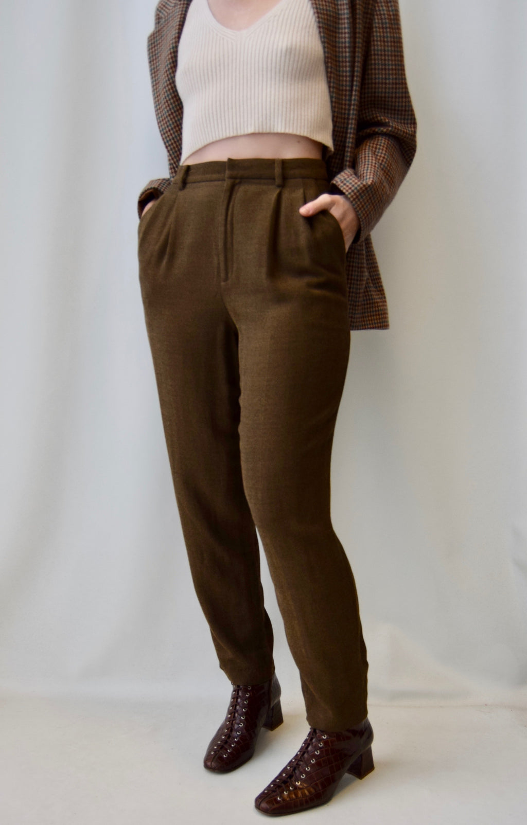Cedar Staple Trousers