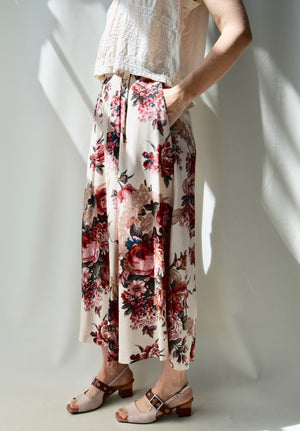 Dusty Rose Skirt