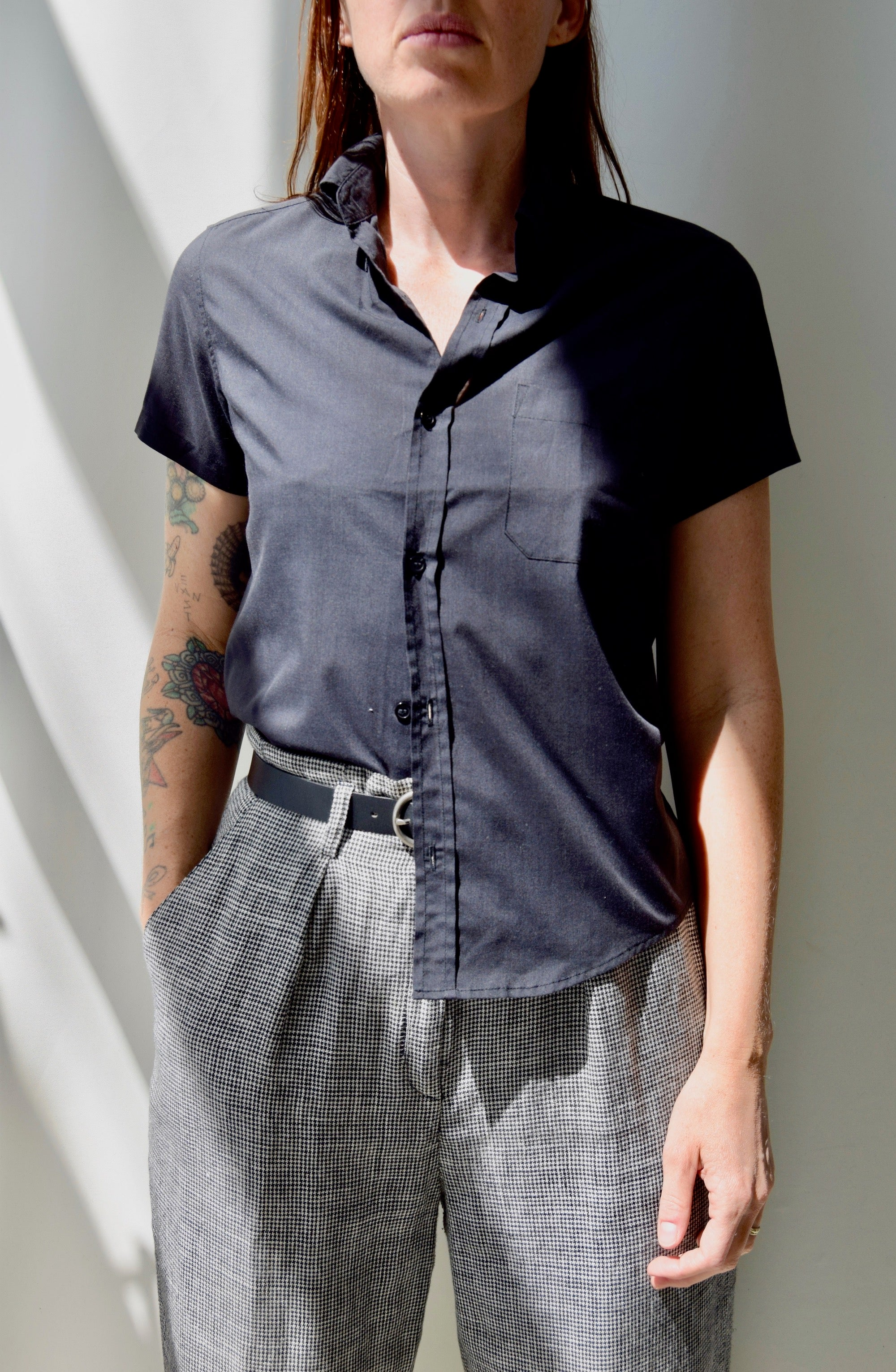 Workwear Button Up