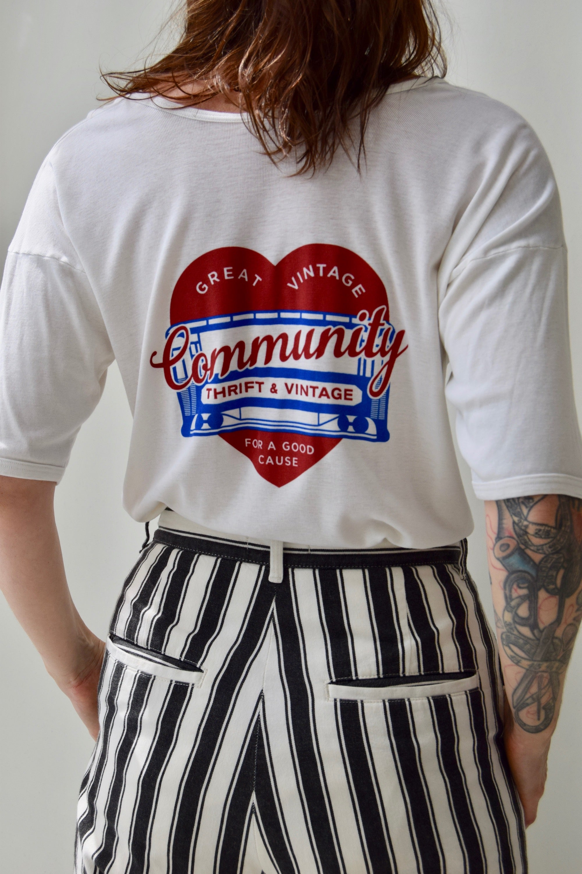 'Community' Thermal T-Shirt
