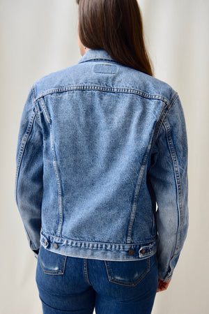 Vintage Levi's Made In USA Denim Jacket