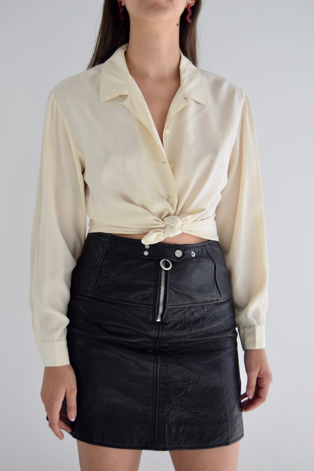 Silk Bone Top FREE SHIPPING