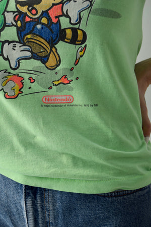 Vintage Super Mario Bros. 3 T-Shirt