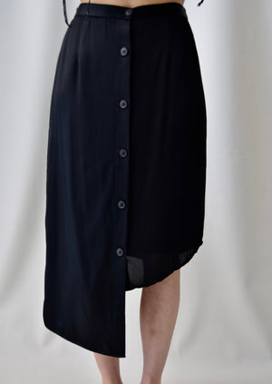 DKNY Asymmetrical Skirt
