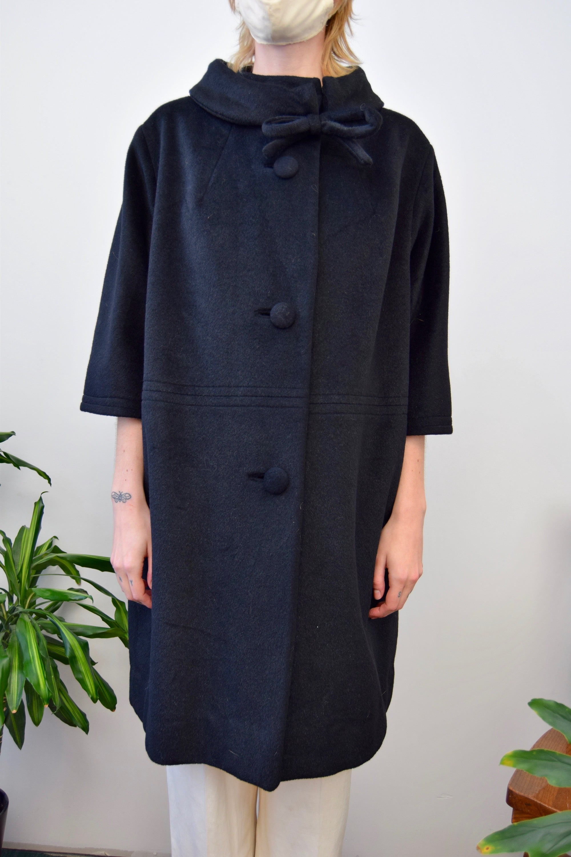 Sixties Lilli Ann Wool Coat
