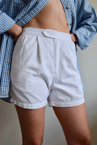 Vintage 1960's Wilson Cotton Tennis Shorts FREE SHIPPING