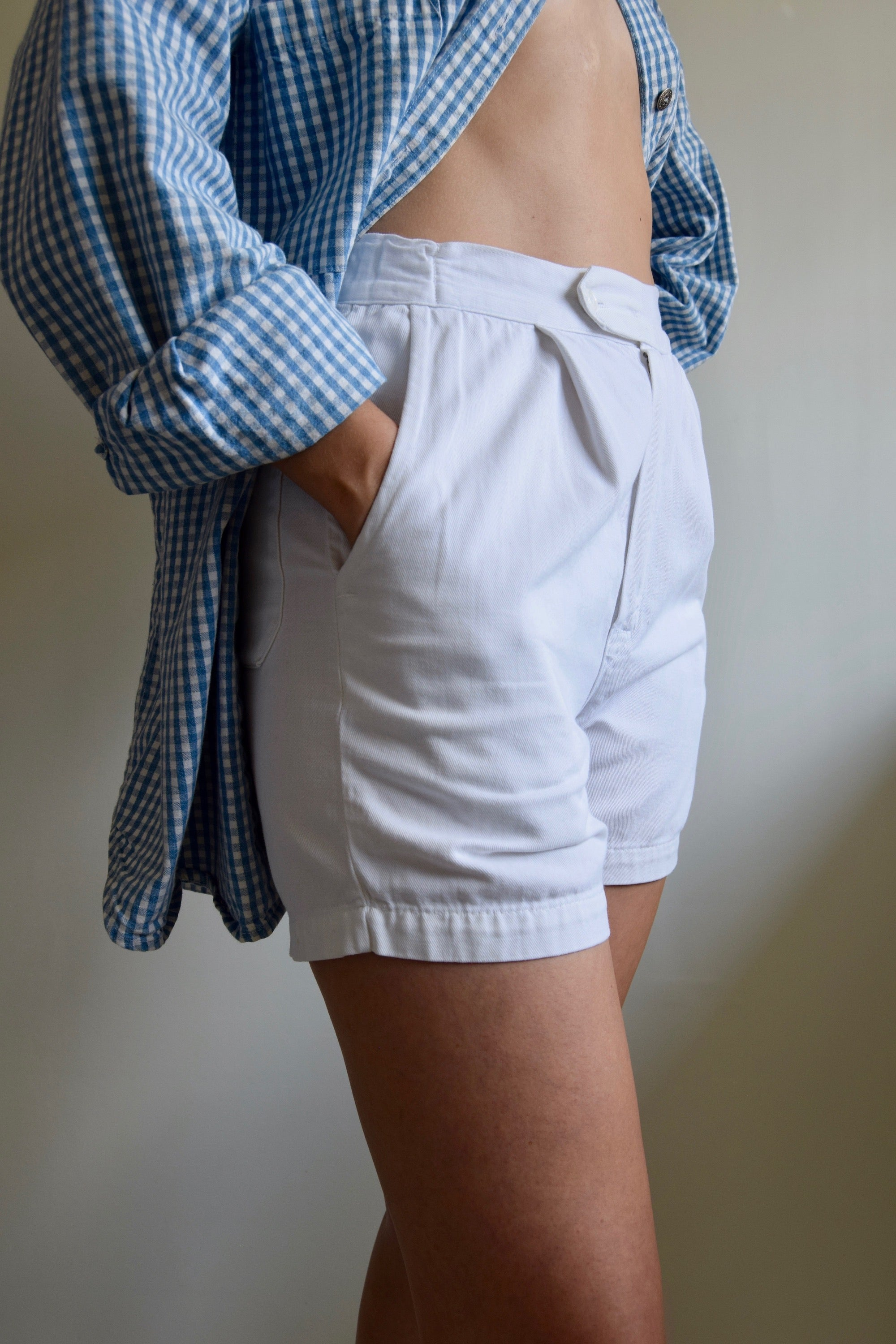 Vintage 1960's Wilson Cotton Tennis Shorts