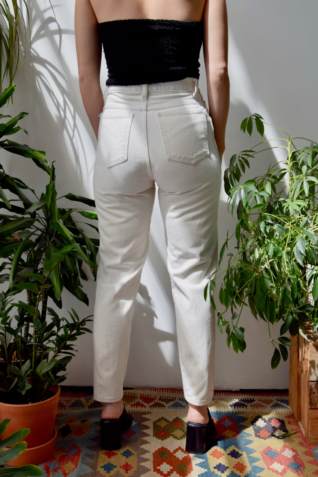 Super Soft Gingham Spring Picnic Pants