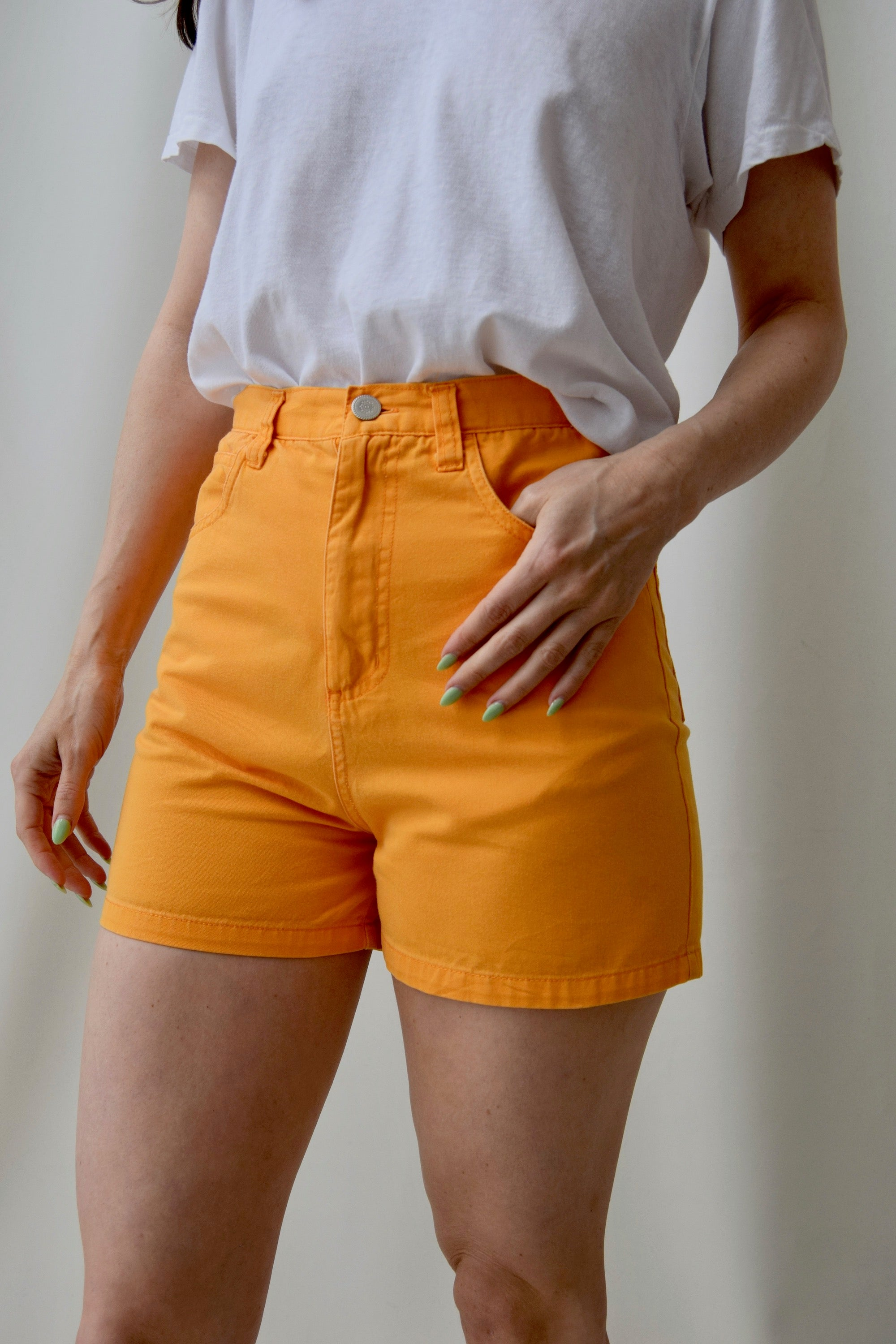 Dandelion High Waisted Shorts