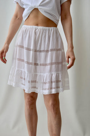 70's Does Victorian Skirt