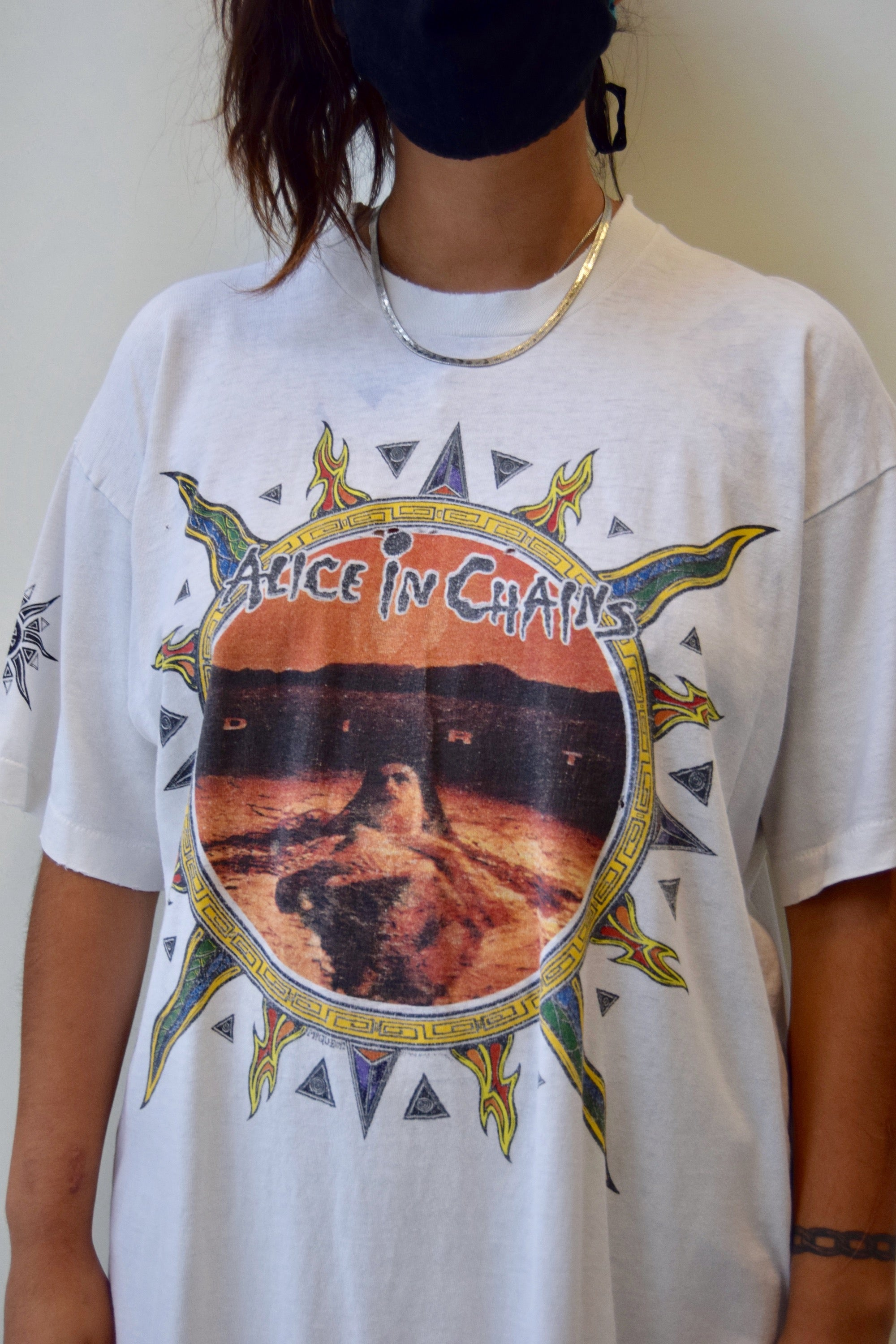 "1992 Alice In Chains ""Dirt"" T-Shirt"