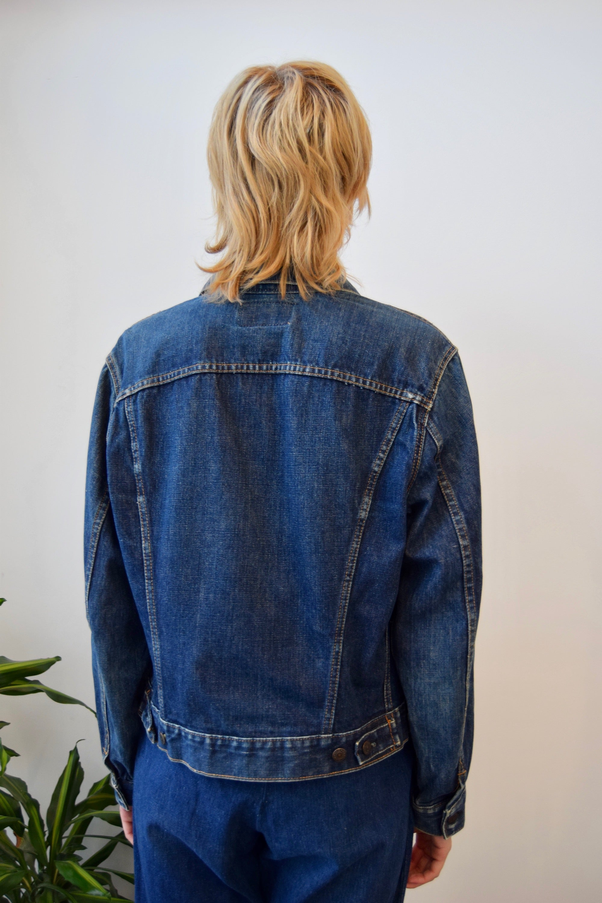 Levi's Big E Denim Jacket Type 3 Trucker Style