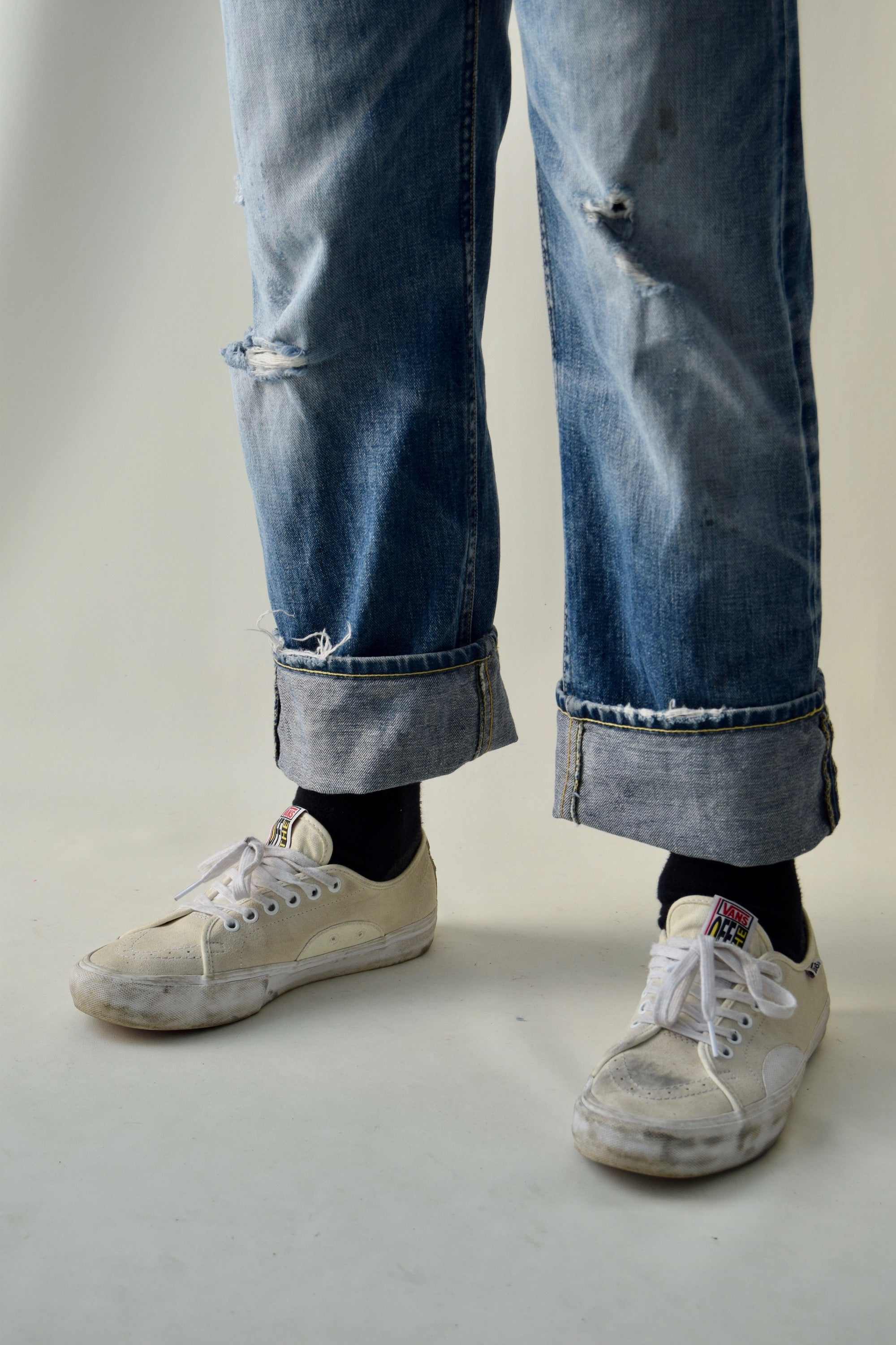 Vintage Lee Riders Sanforized Denim Jeans