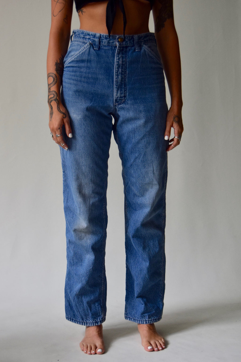 Vintage Carhartt Carpenter Jeans