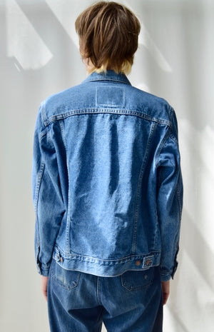 Vintage Levis Orange Tab Denim Jacket