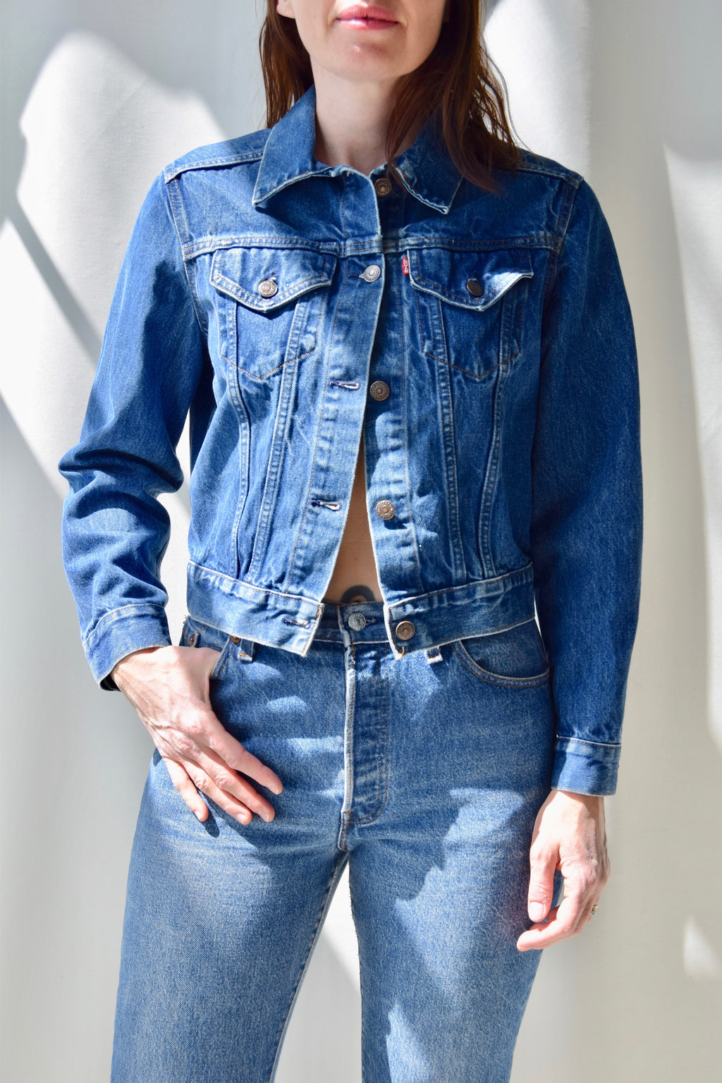 Made In USA Levi's Denim Jacket
