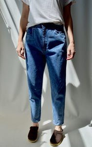Bill Blass Tapered Jeans