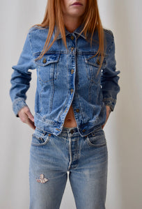 Spring Denim Jacket