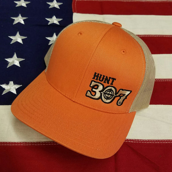 307 Hunt Logo Hat