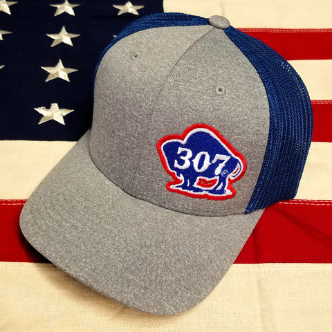 307 Patriot Buffalo Hat