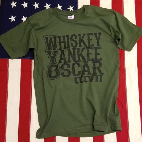 307 Whiskey Yankee Oscar T