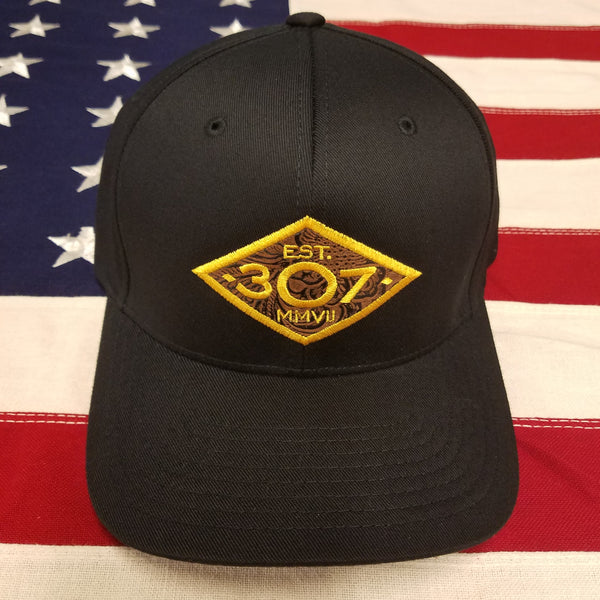 307 Diamond Logo Hat