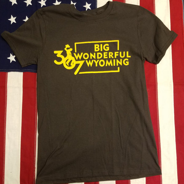 307 Big Wonderful Wyoming T - SPECIAL LIMITED RUN